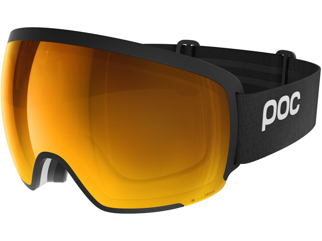 POC Orb Clarity Goggles, uranium black/spektris orange